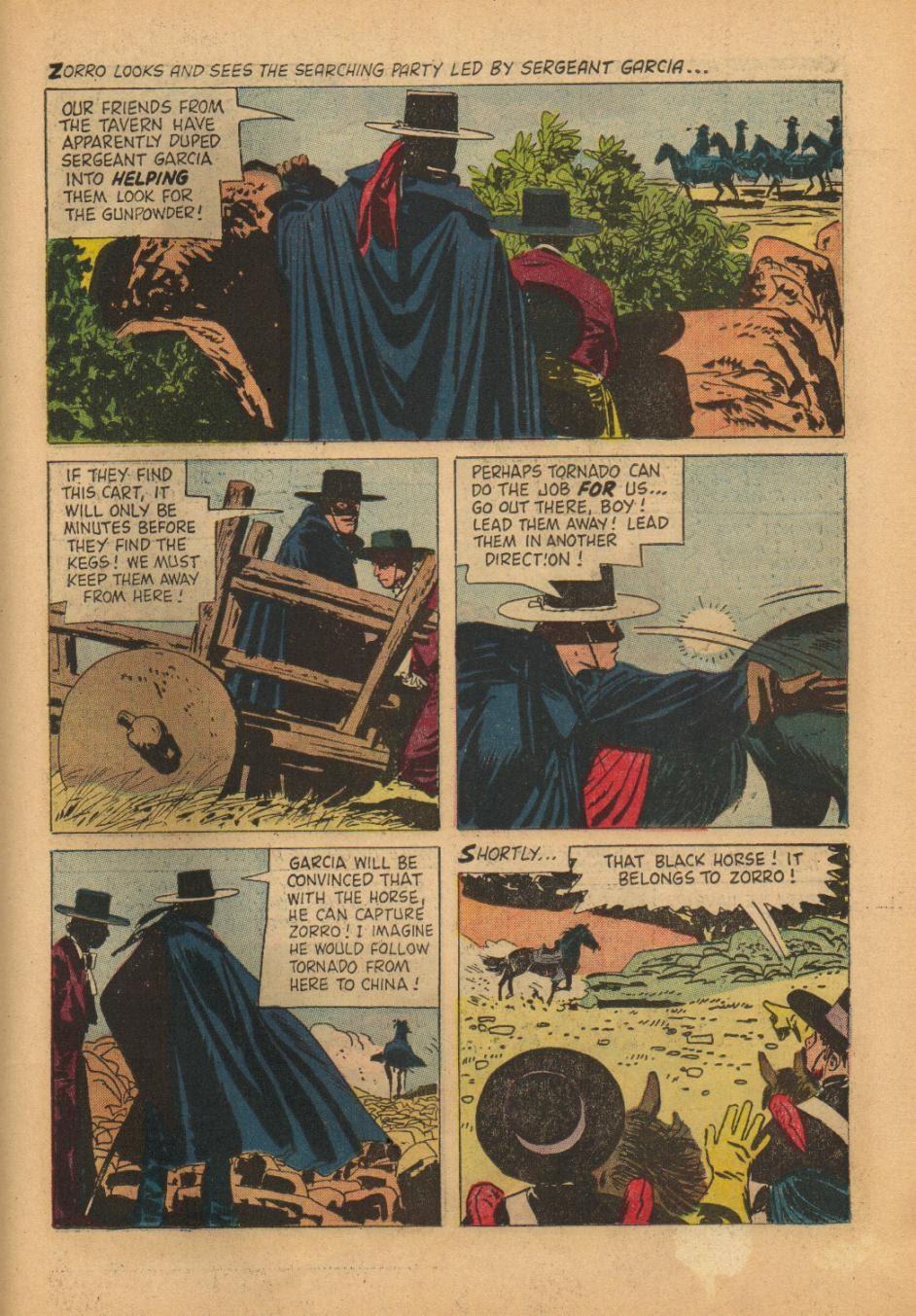 Zorro (1966) issue 2 - Page 19