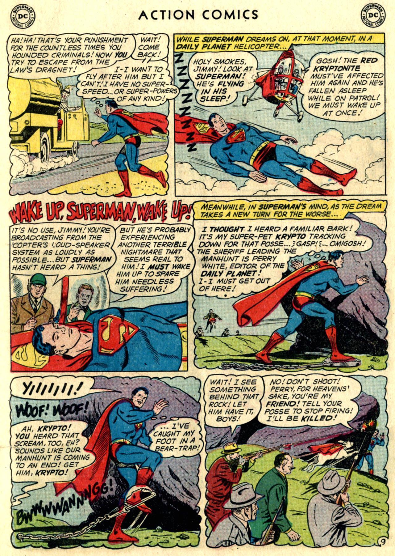 Action Comics (1938) 287 Page 10