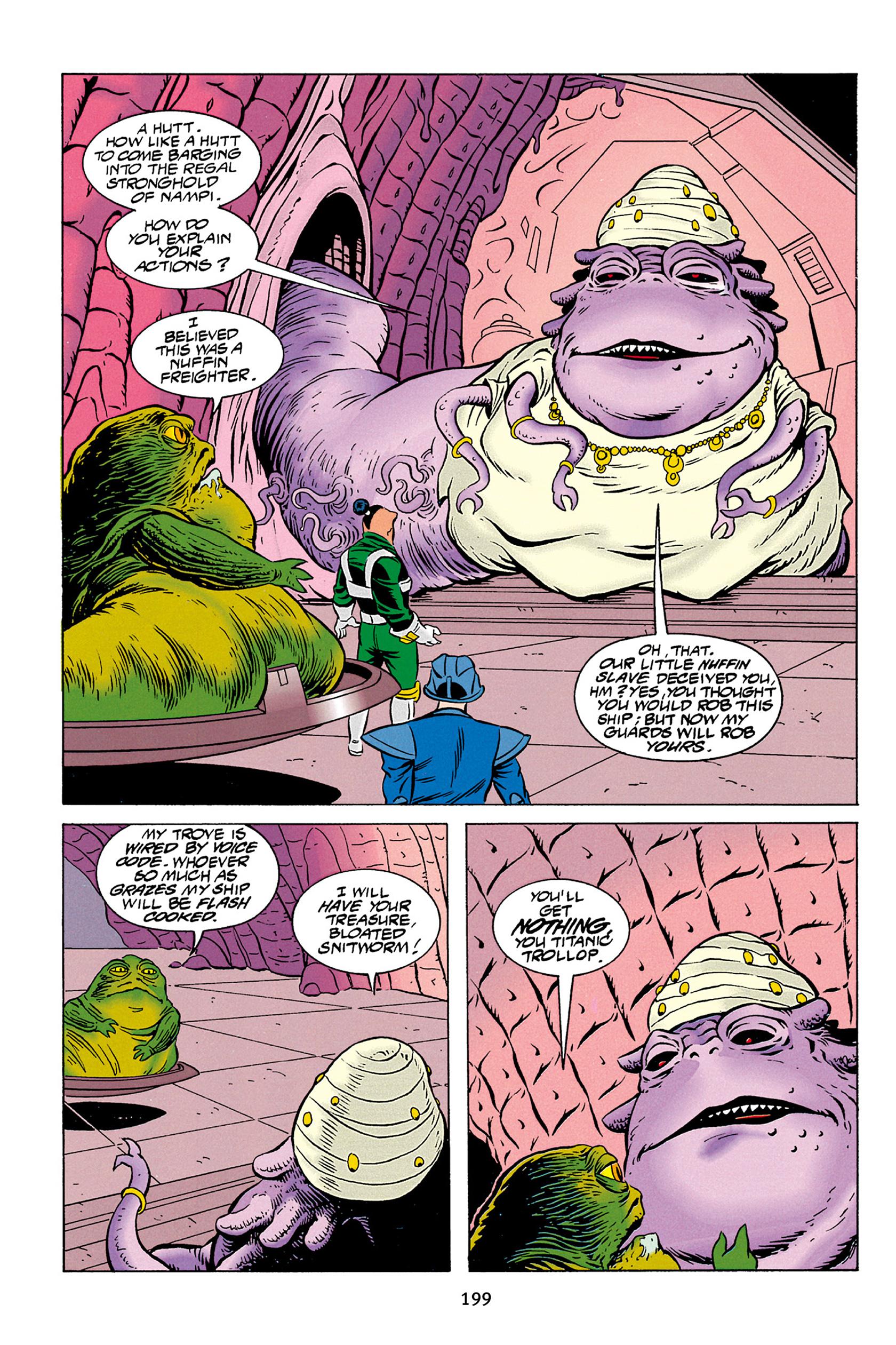 Read online Star Wars Omnibus comic -  Issue # Vol. 30 - 196