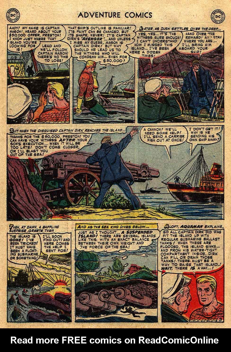 Read online Adventure Comics (1938) comic -  Issue #175 - 19