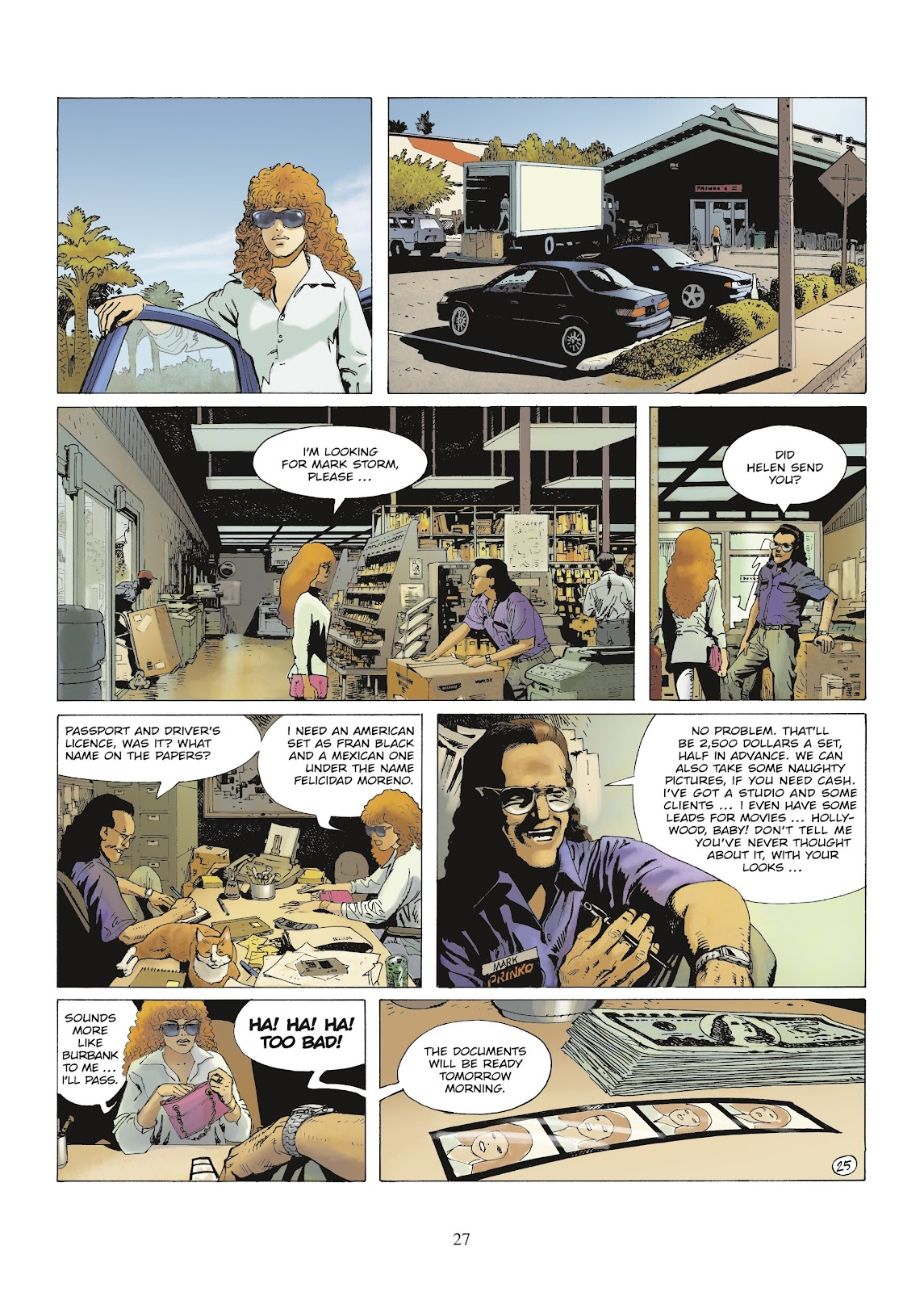 XIII Mystery issue 9 - Page 29