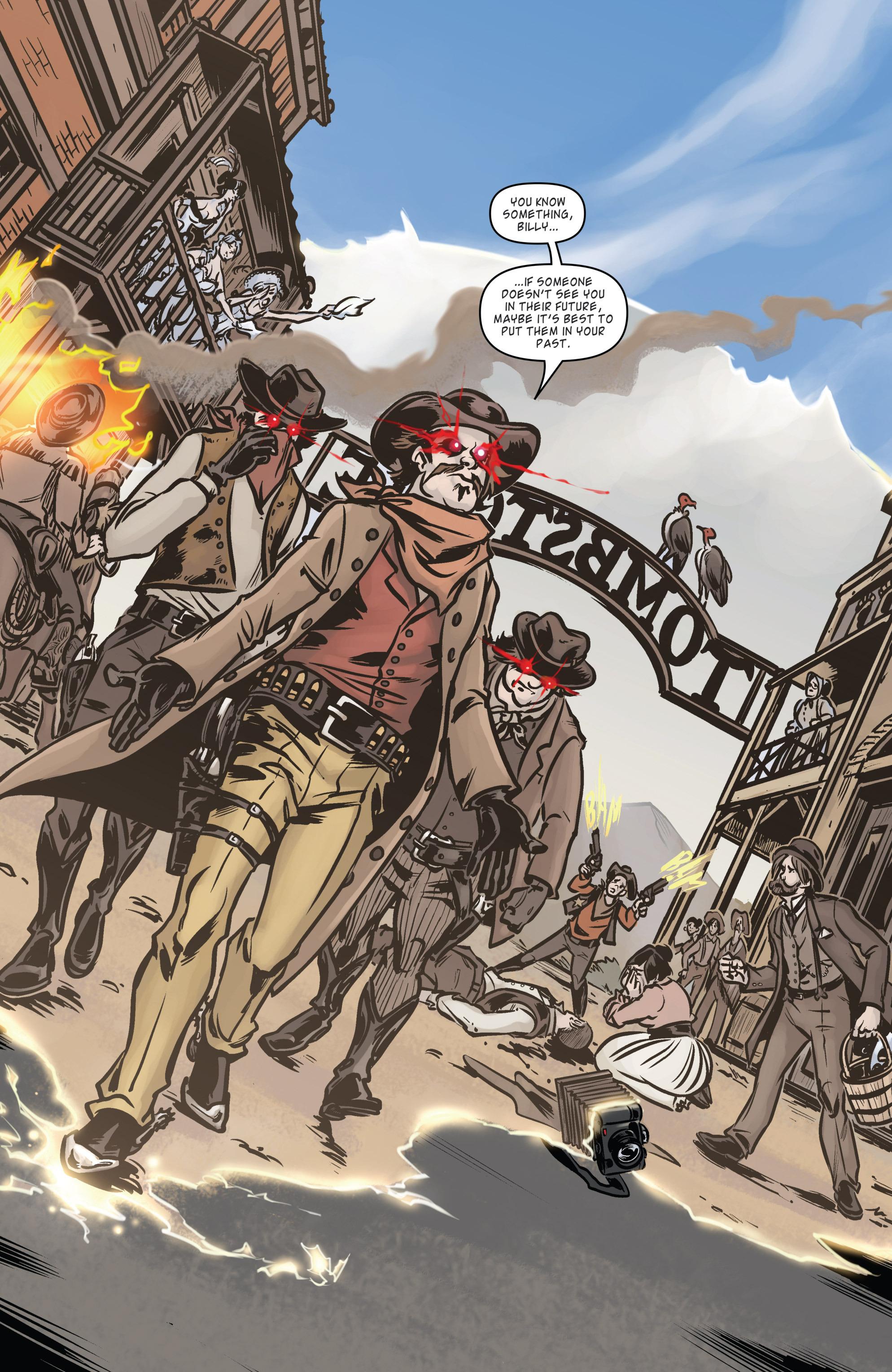 Read online Wynonna Earp (2016) comic -  Issue #5 - 8
