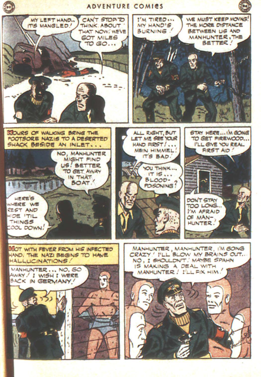 Read online Adventure Comics (1938) comic -  Issue #92 - 50