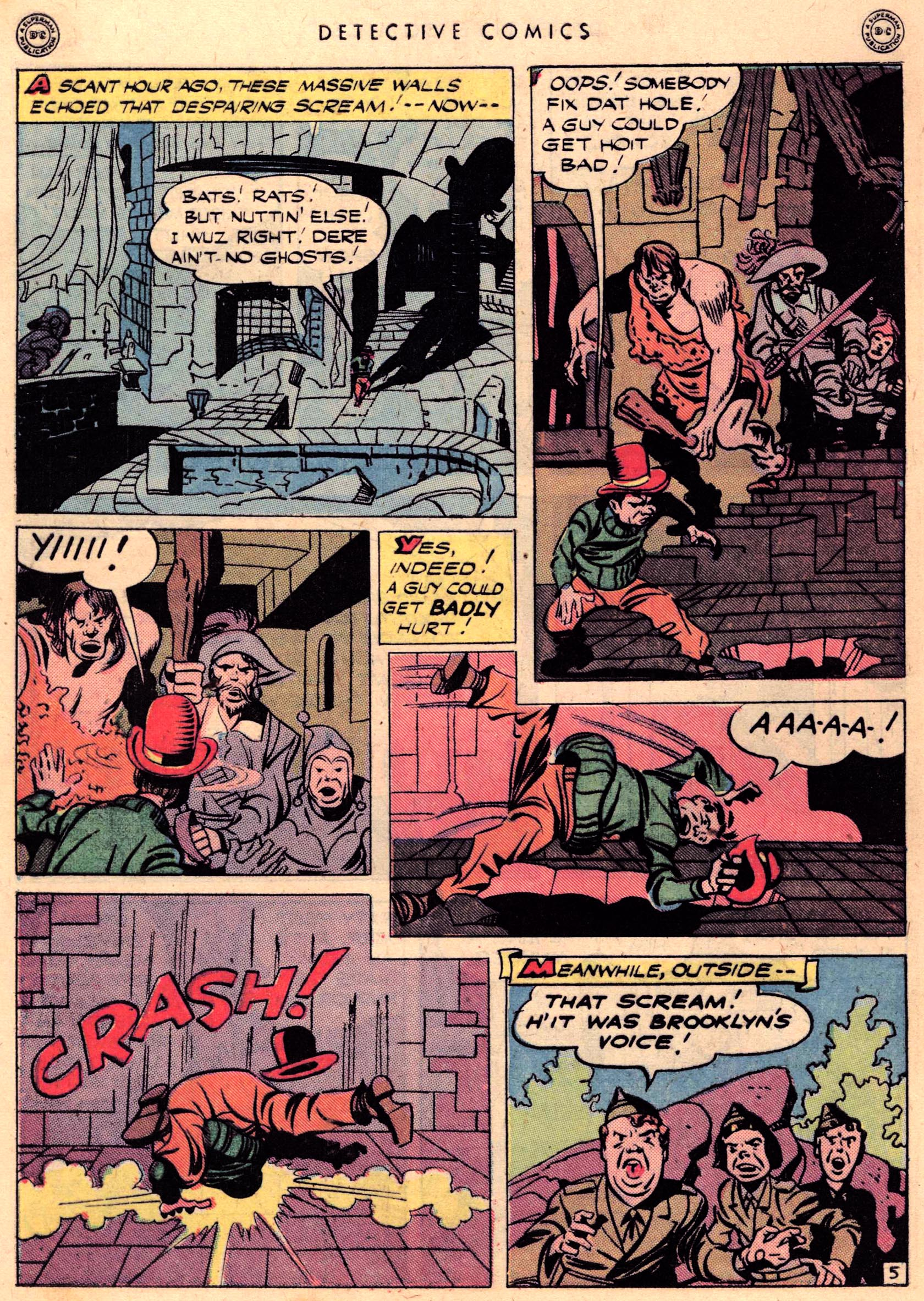 Read online Detective Comics (1937) comic -  Issue #95 - 42