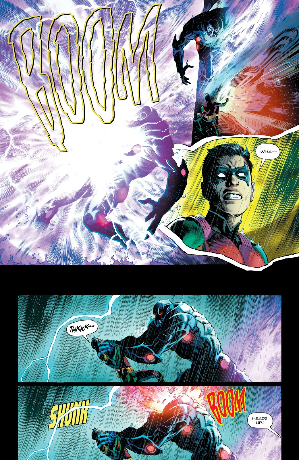 Future State: Robin Eternal issue 1 - Page 6