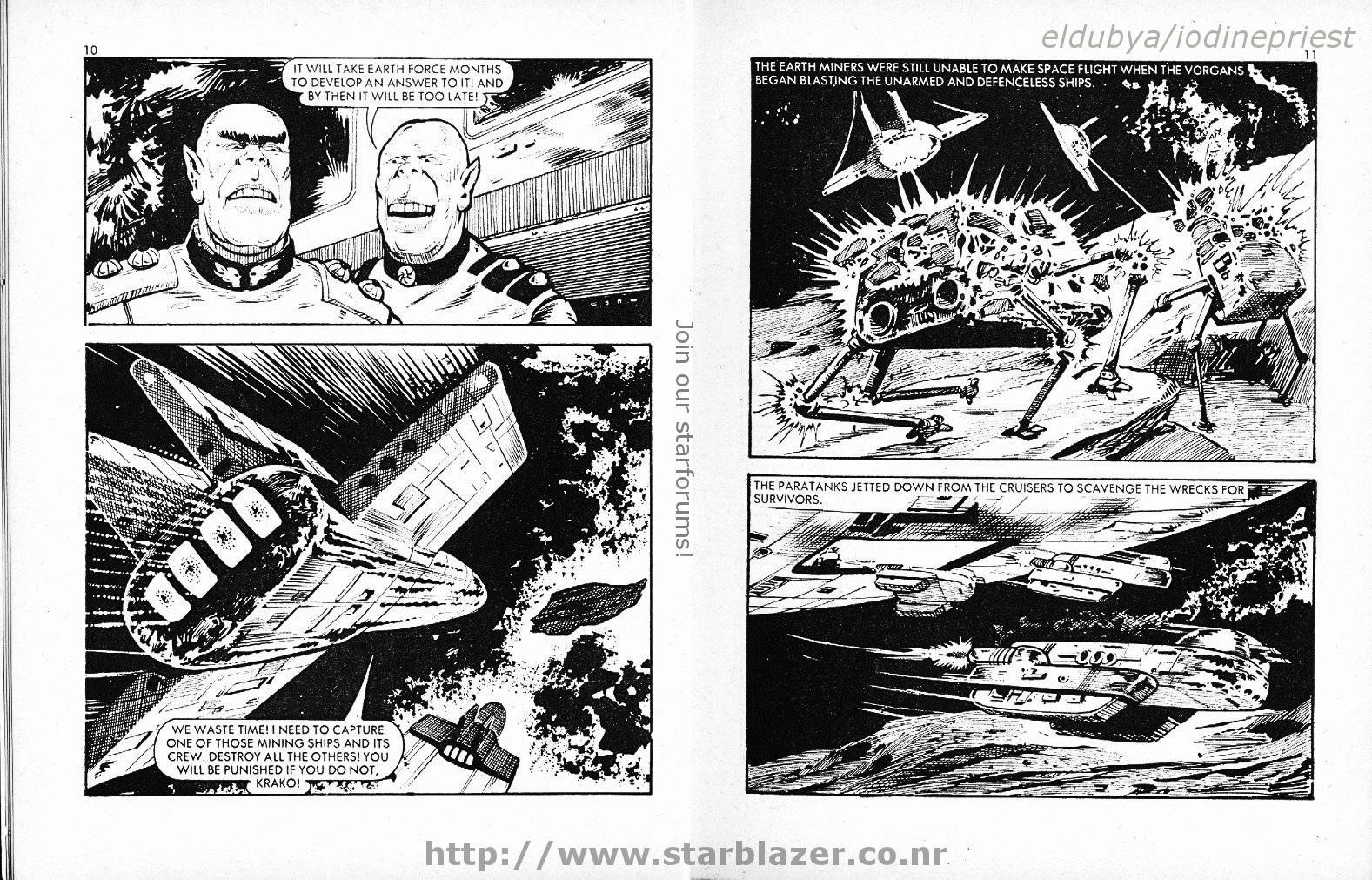 Starblazer issue 98 - Page 7