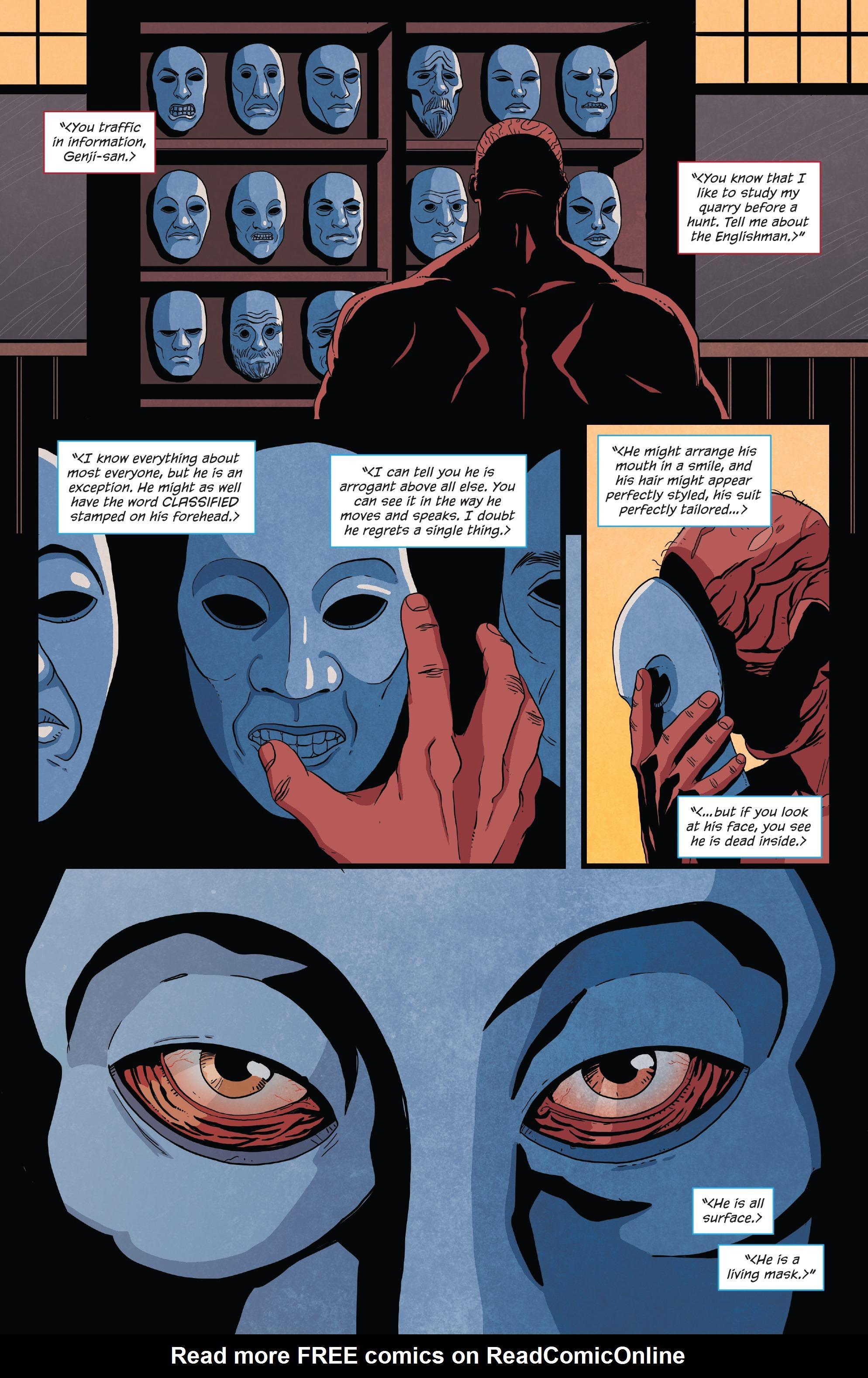 Read online James Bond (2017) comic -  Issue #3 - 9