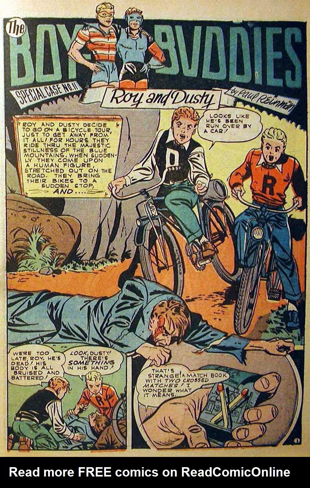 Hangman Comics issue 5 - Page 57