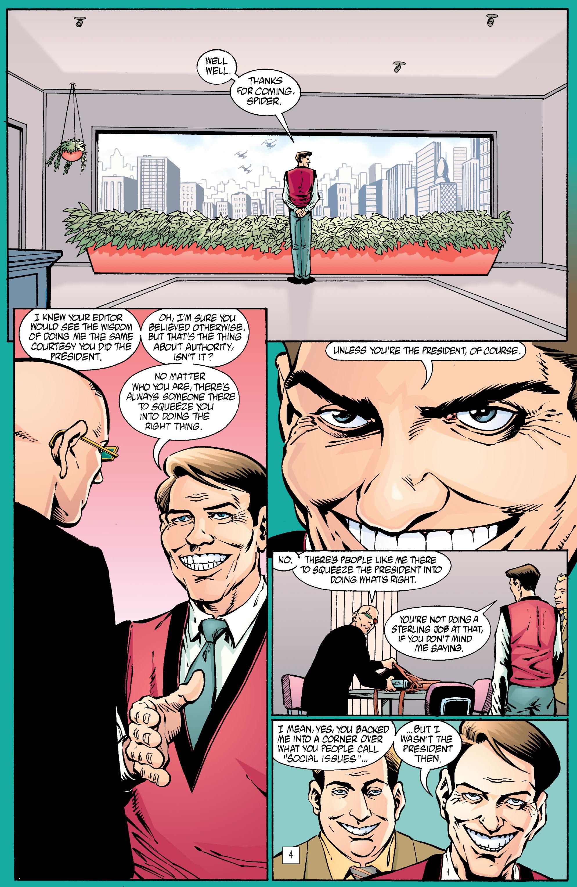 Read online Transmetropolitan comic -  Issue #23 - 5