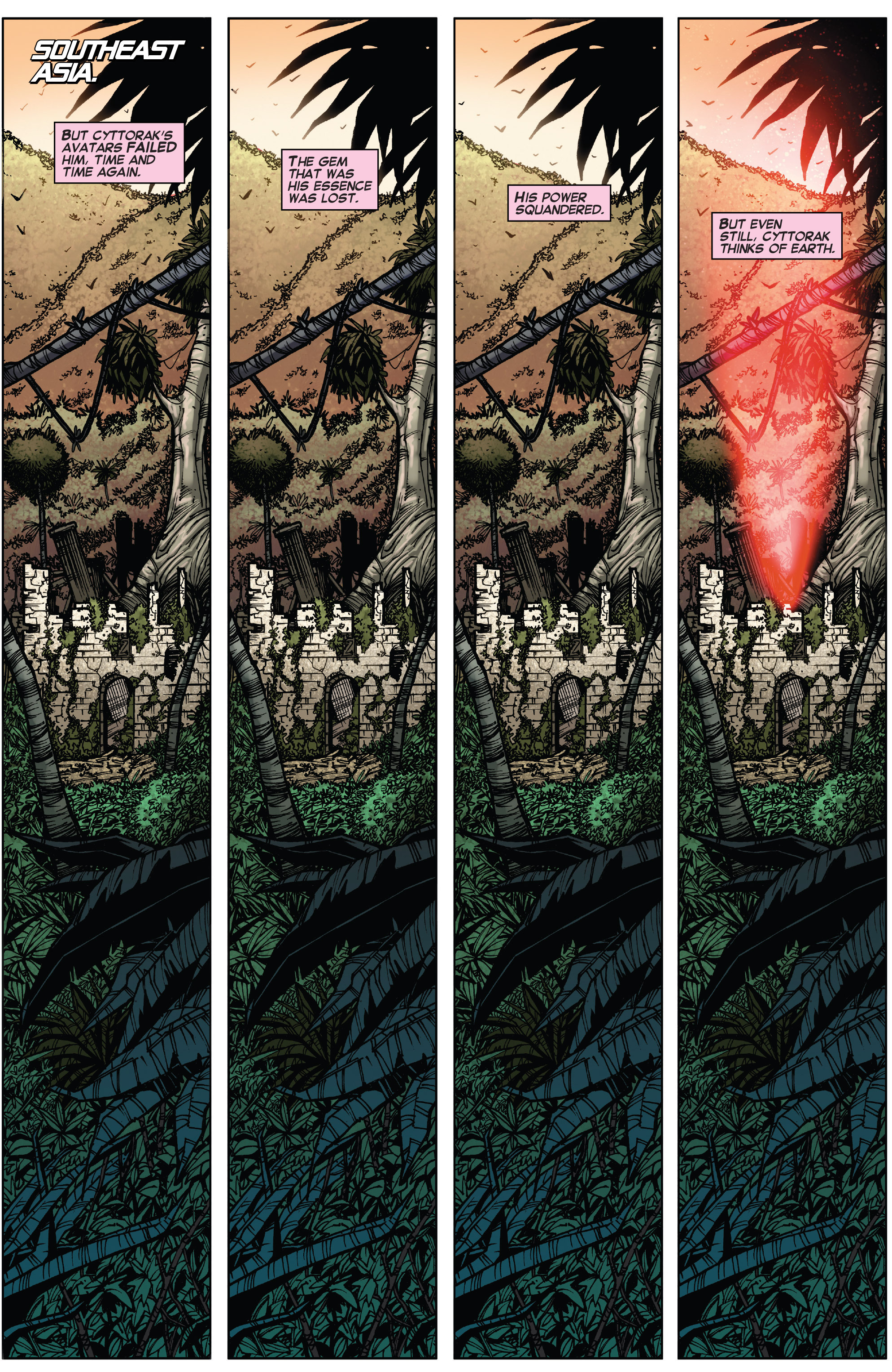Read online Amazing X-Men (2014) comic -  Issue #15 - 5