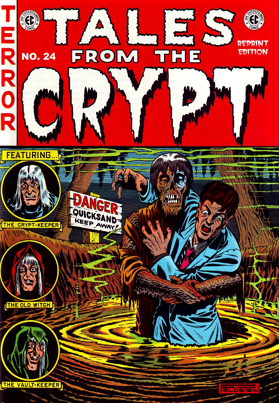 Tales From The Crypt (1950) 24 Page 1