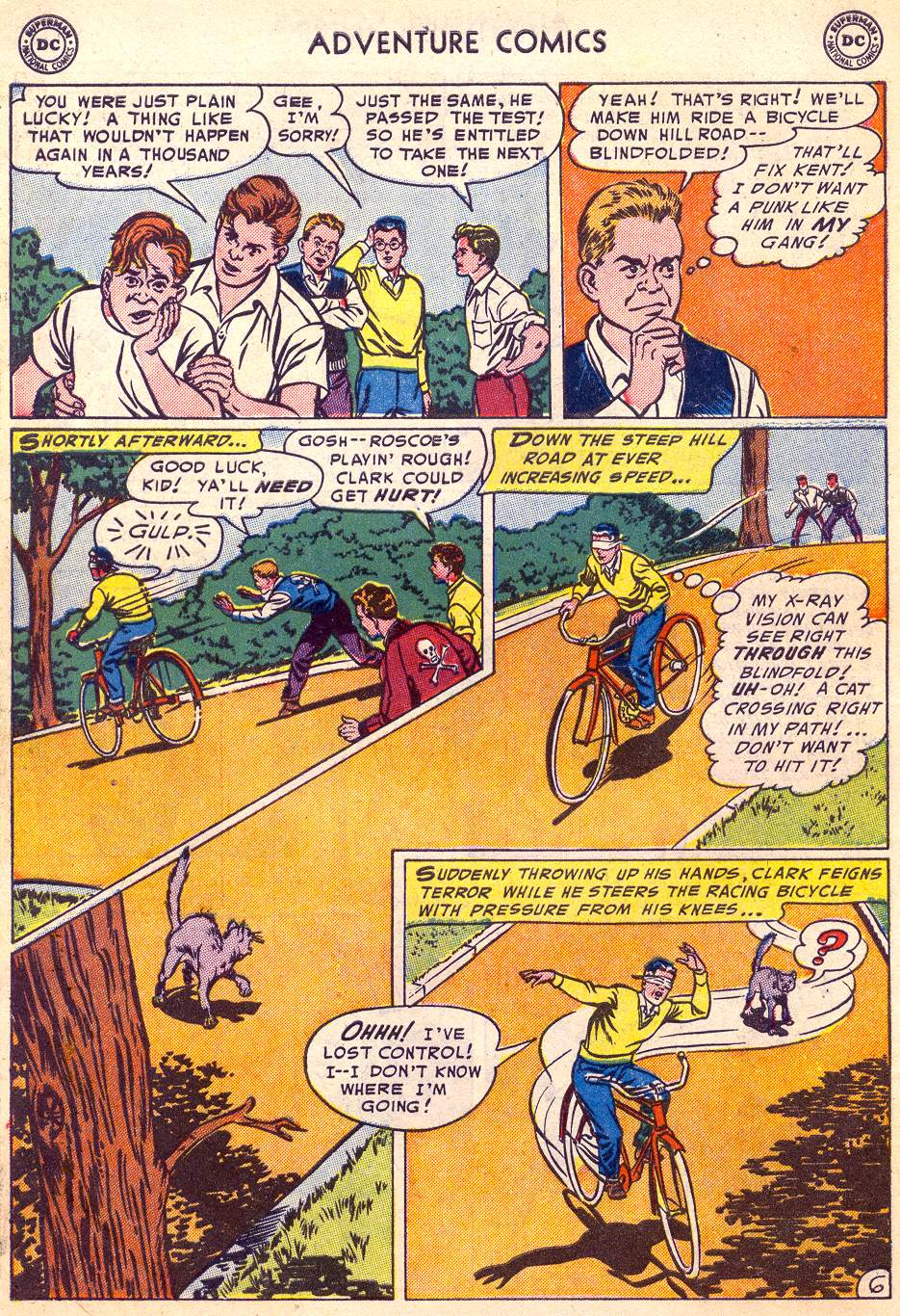Read online Adventure Comics (1938) comic -  Issue #197 - 8