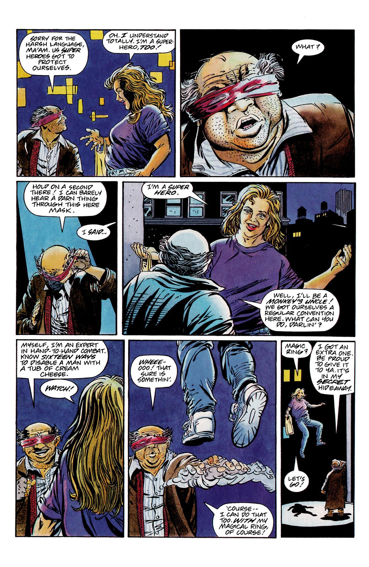 Read online Harbinger (1992) comic -  Issue #13 - 7