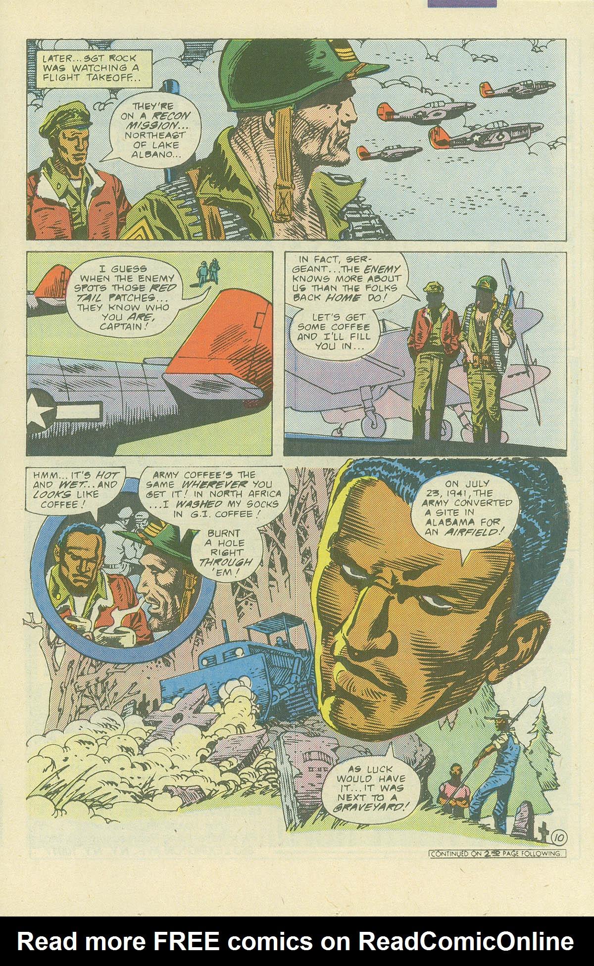 Read online Sgt. Rock comic -  Issue #405 - 12