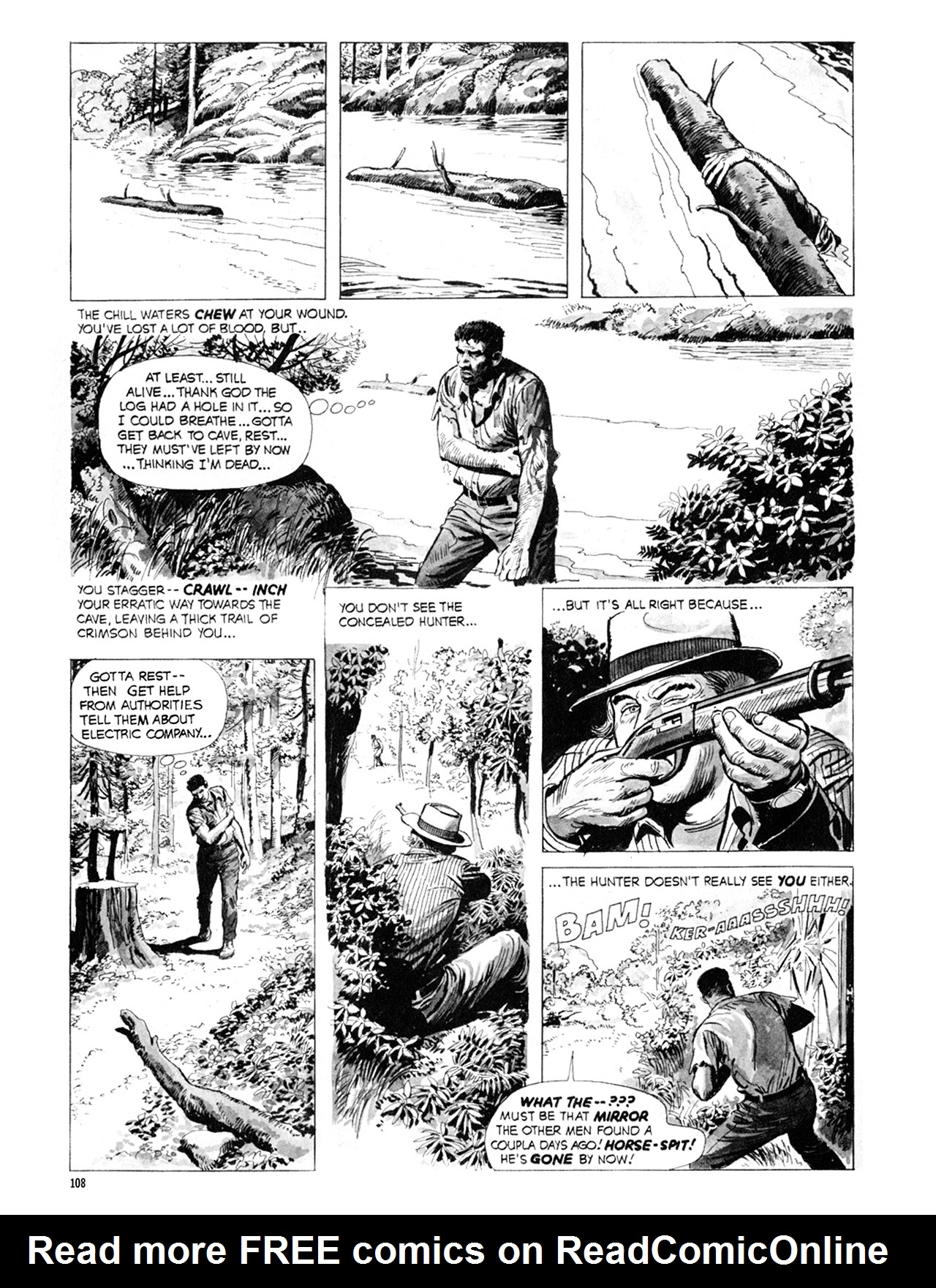 Read online Eerie Archives comic -  Issue # TPB 9 - 109