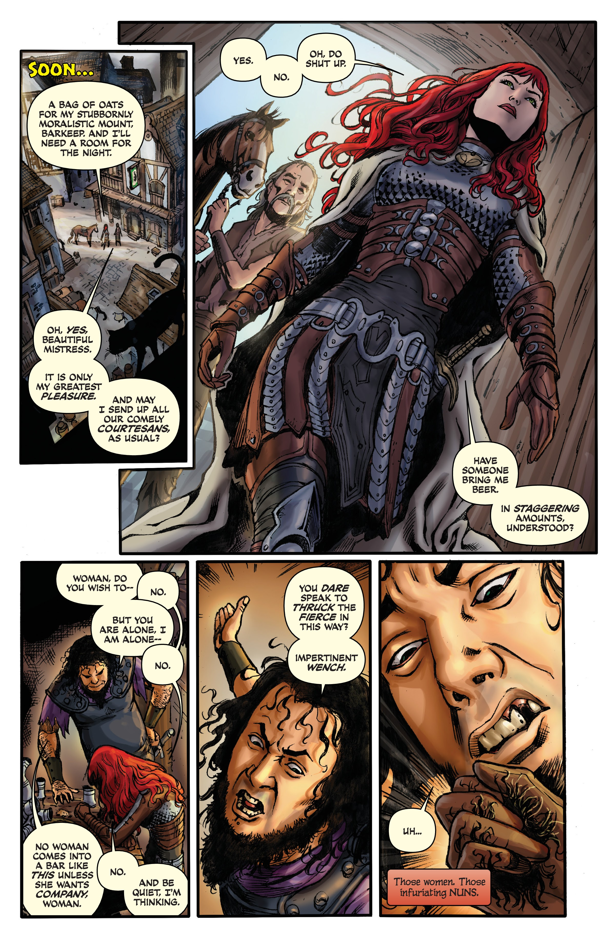 Red Sonja (2013) #_TPB_Complete_Gail_Simone_Red_Sonja_Omnibus_(Part_5) #26 - English 19