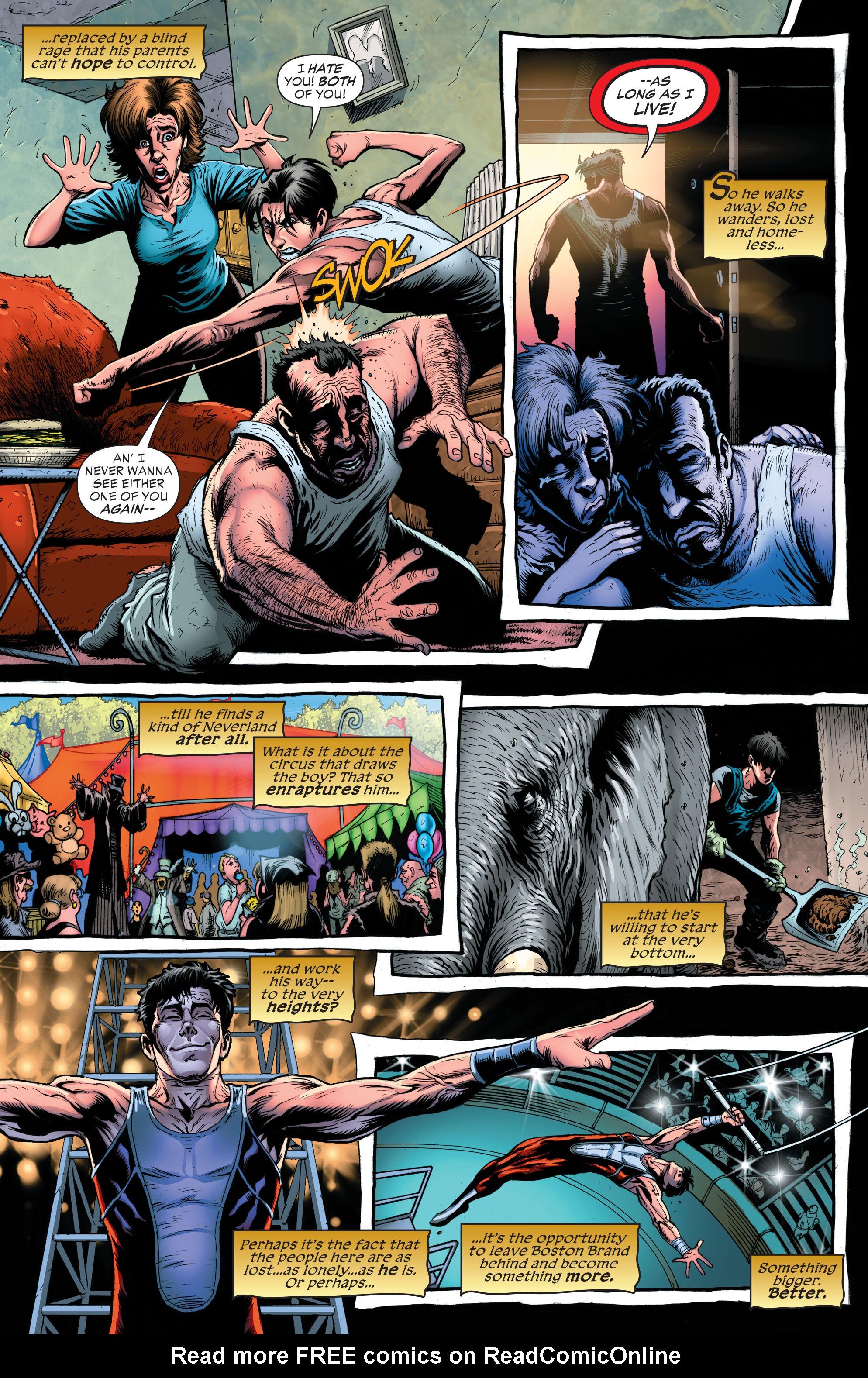 Read online Secret Origins (2014) comic -  Issue #6 - 14