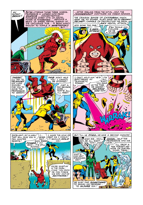 Read online Uncanny X-Men (1963) comic -  Issue #13 - 4