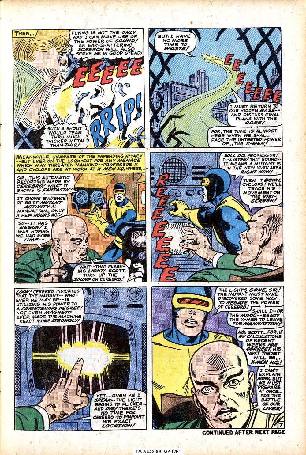 Uncanny X-Men (1963) 76 Page 10
