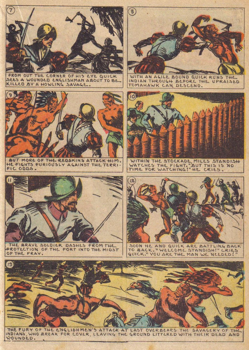 Read online Adventure Comics (1938) comic -  Issue #24 - 31