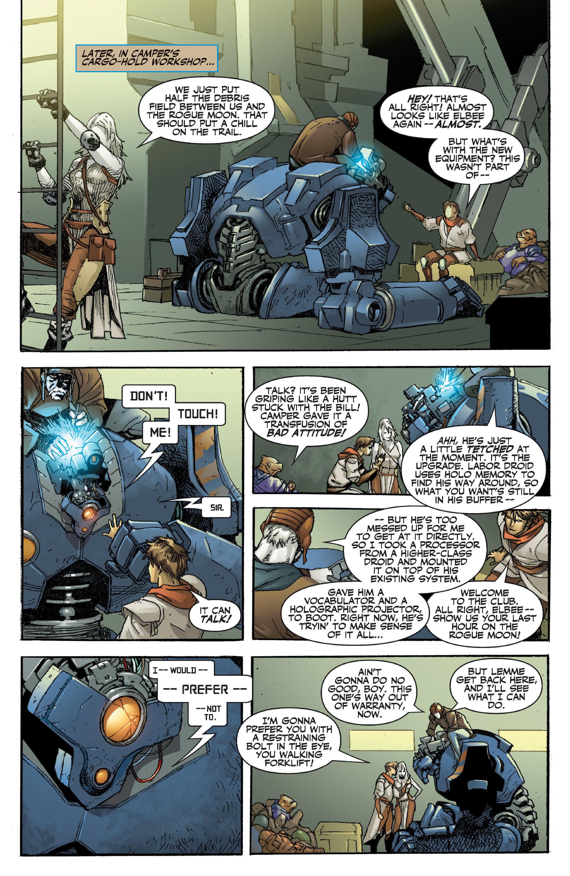 Read online Star Wars Omnibus comic -  Issue # Vol. 29 - 105