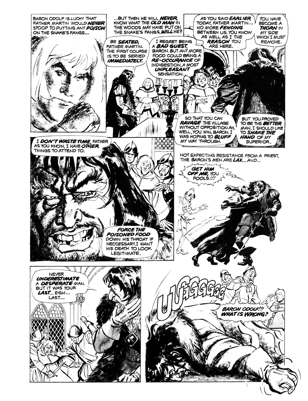 Read online Eerie Archives comic -  Issue # TPB 10 - 240