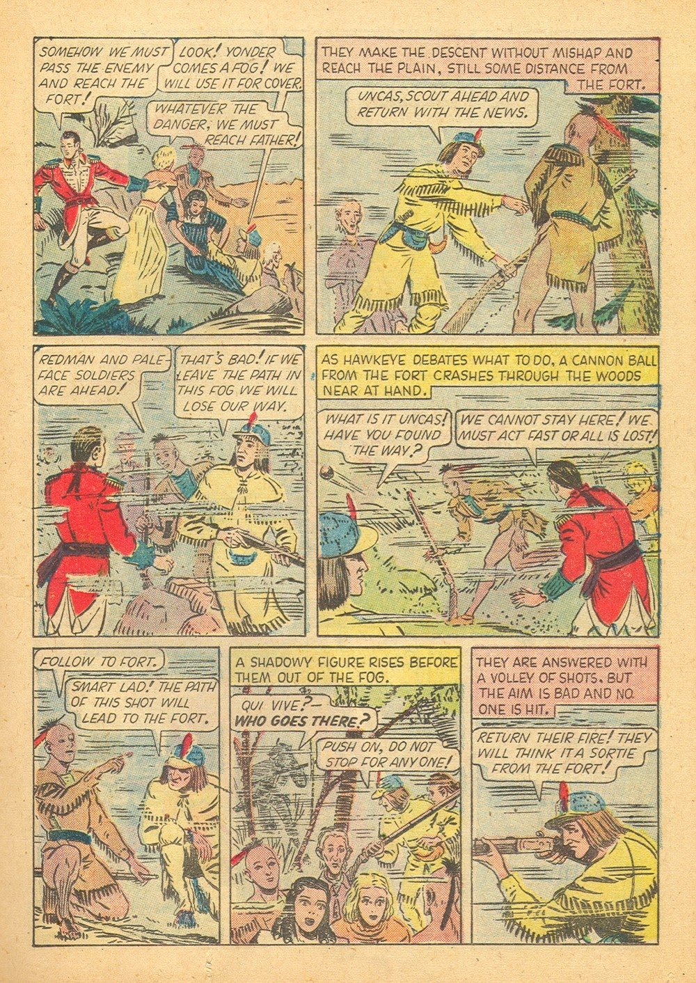 Classics Illustrated issue 4 - Page 25