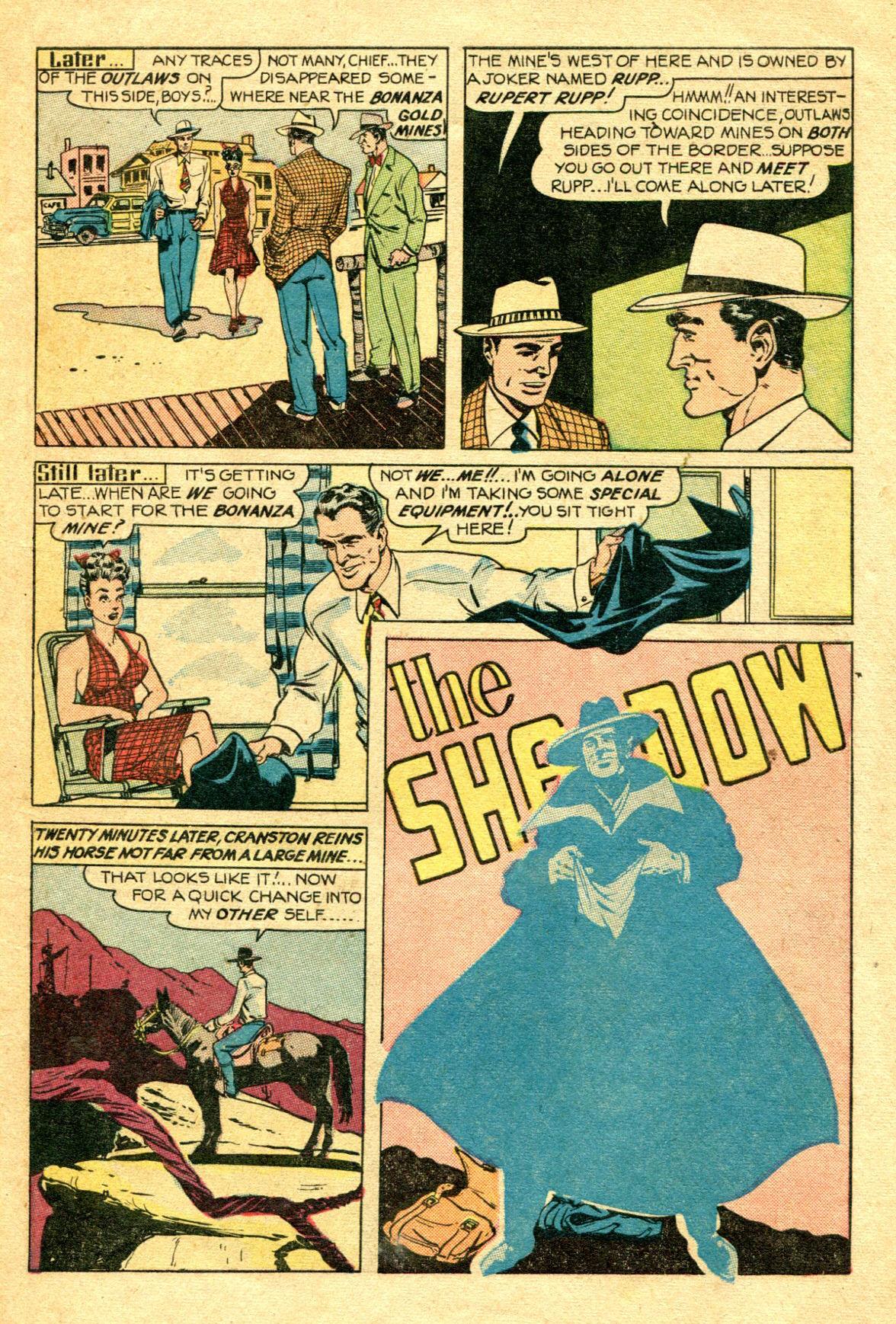 Read online Shadow Comics comic -  Issue #75 - 6
