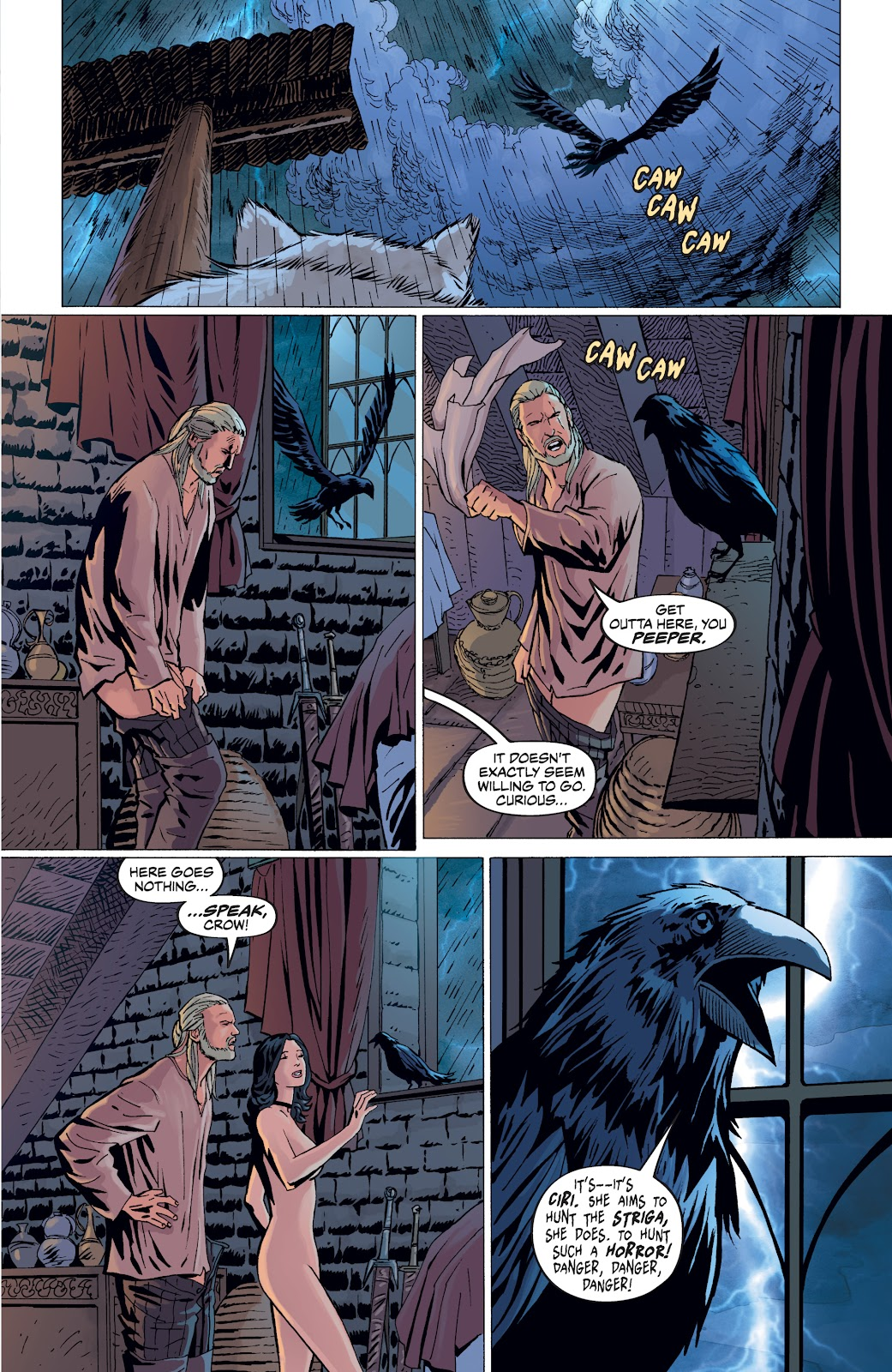 Read online The Witcher Omnibus comic -  Issue # TPB (Part 4) - 86