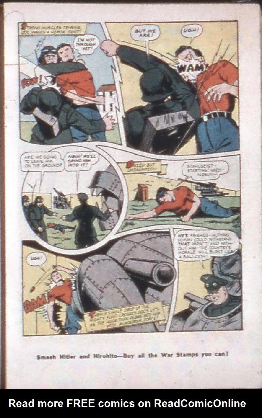Read online America's Best Comics comic -  Issue #11 - 19