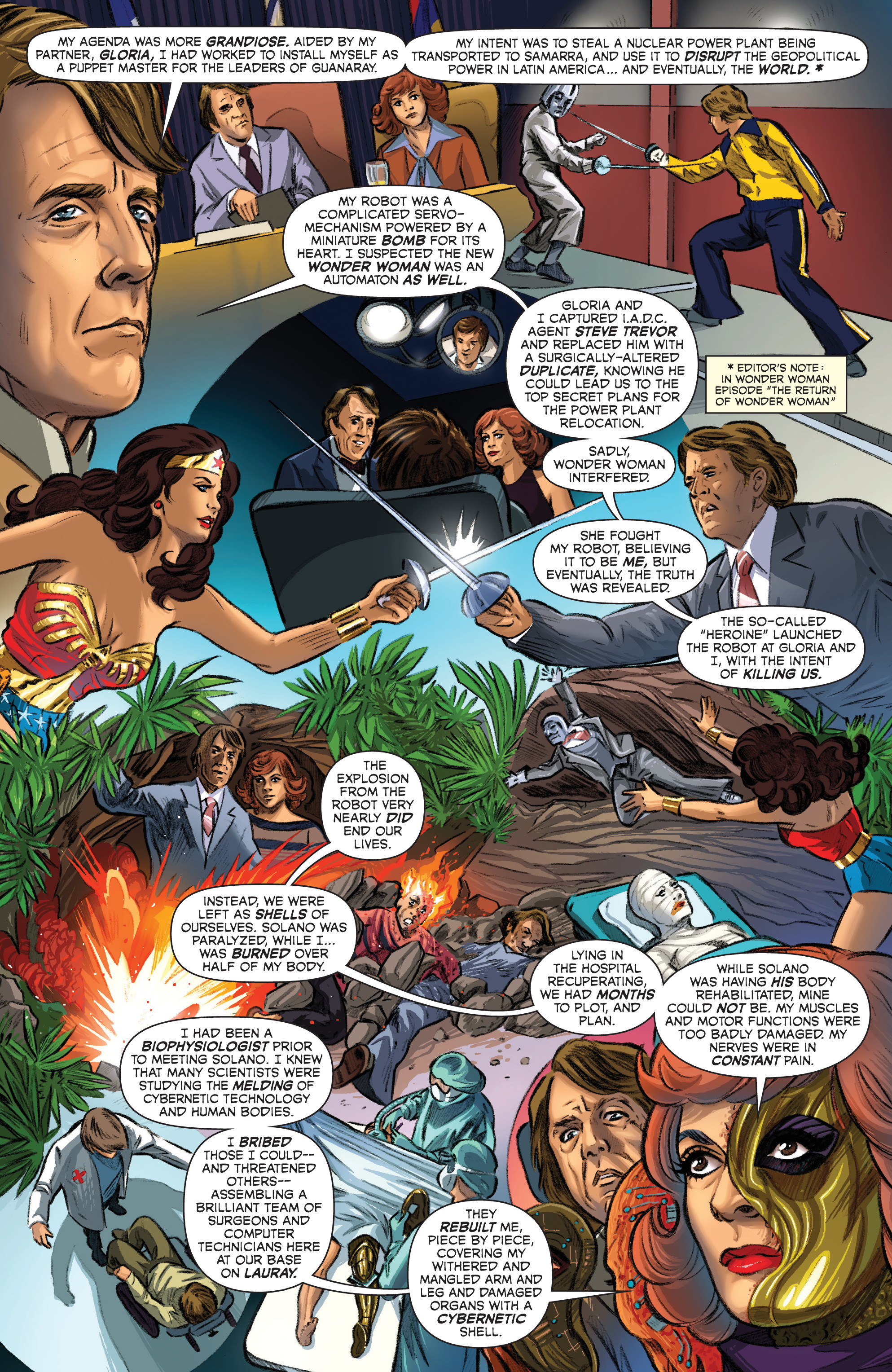 Read online Wonder Woman '77 Meets The Bionic Woman comic -  Issue #3 - 13