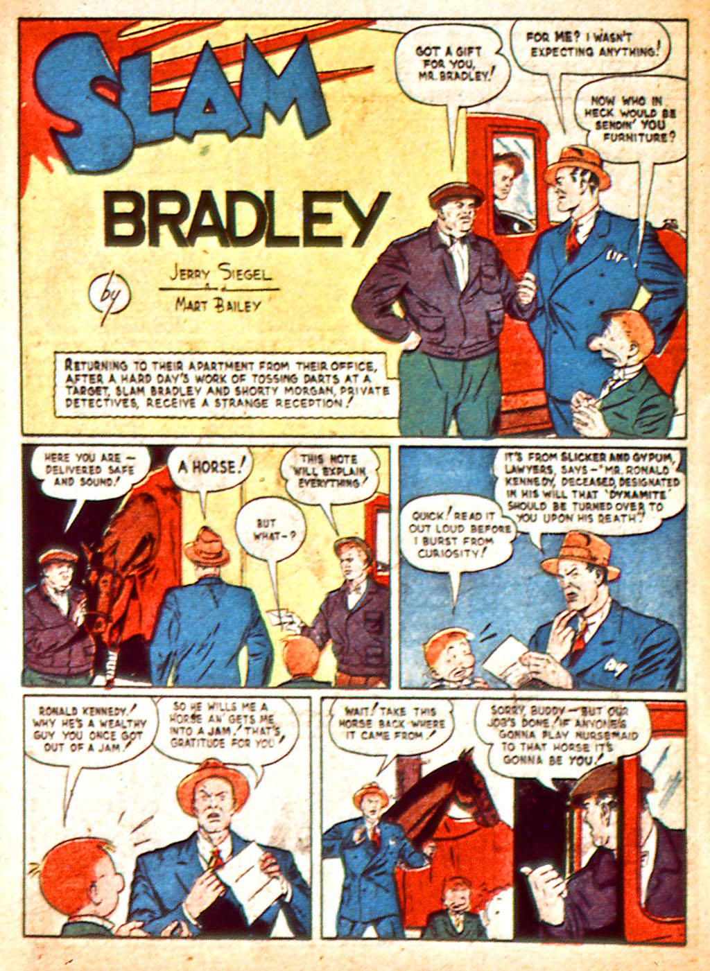 Read online Detective Comics (1937) comic -  Issue #37 - 57