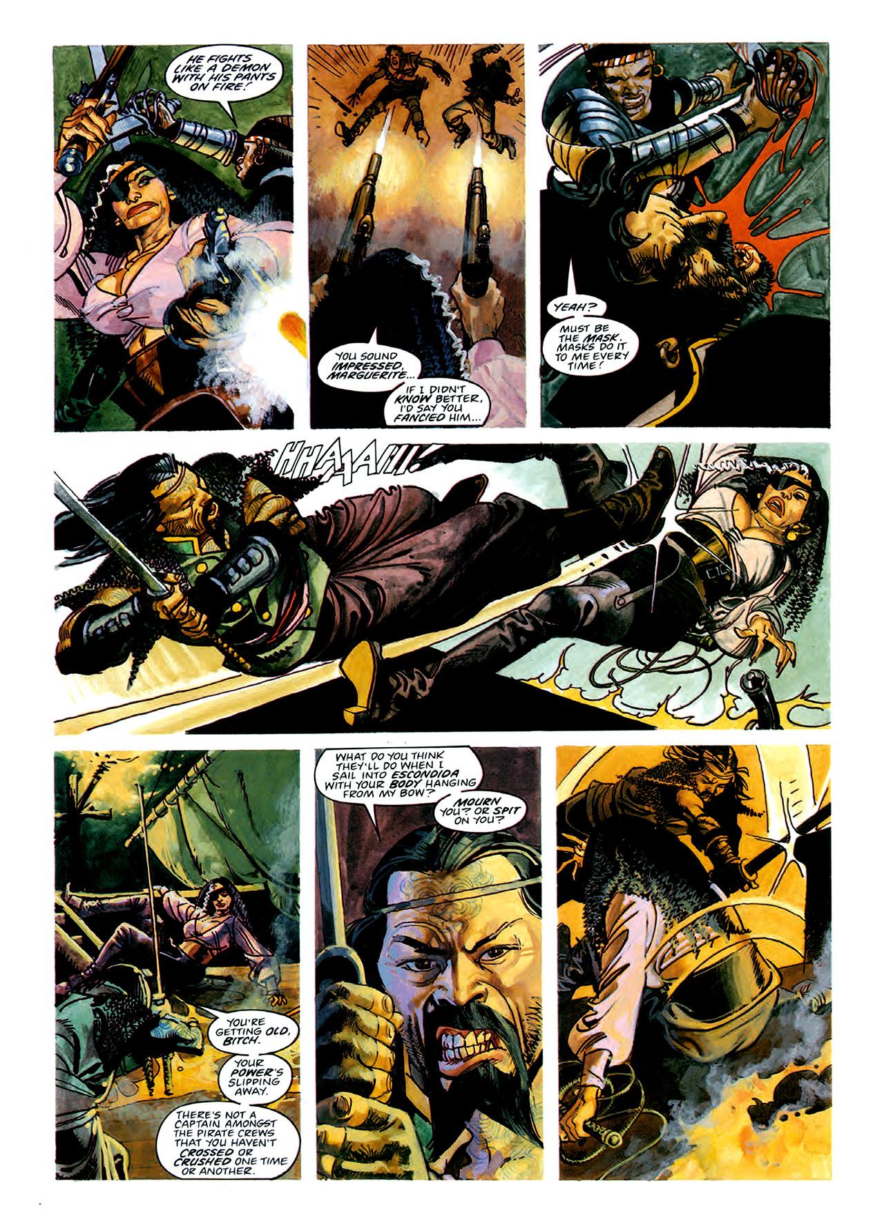 Read online Nikolai Dante comic -  Issue # TPB 3 - 44