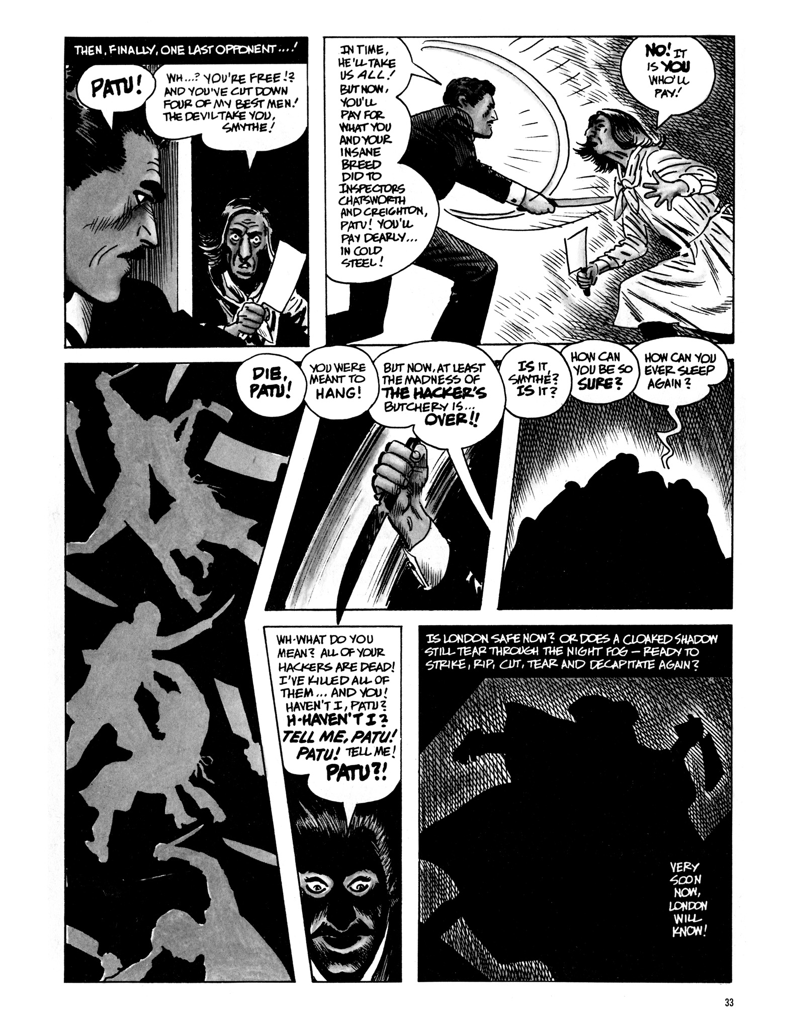 Read online Eerie Archives comic -  Issue # TPB 14 - 34