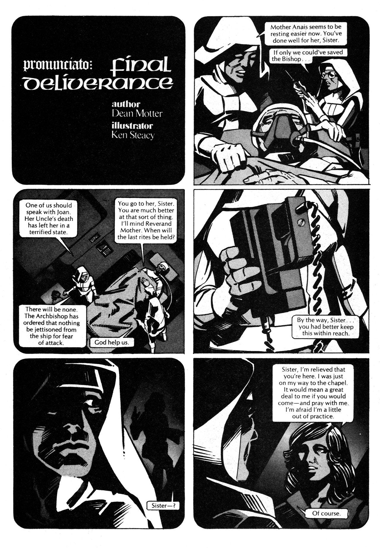 Read online Star*Reach comic -  Issue #13 - 4