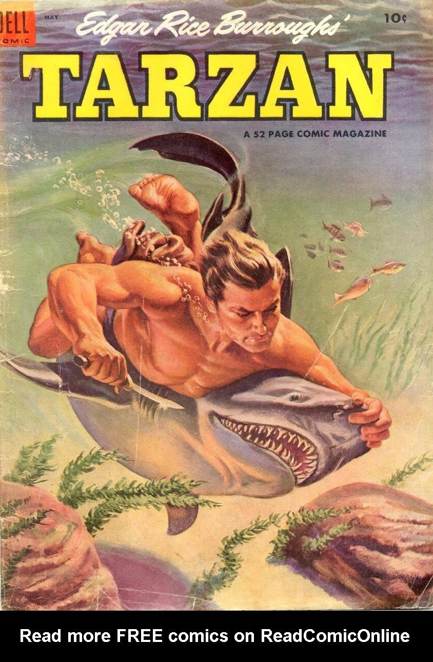Tarzan (1948) issue 56 - Page 1
