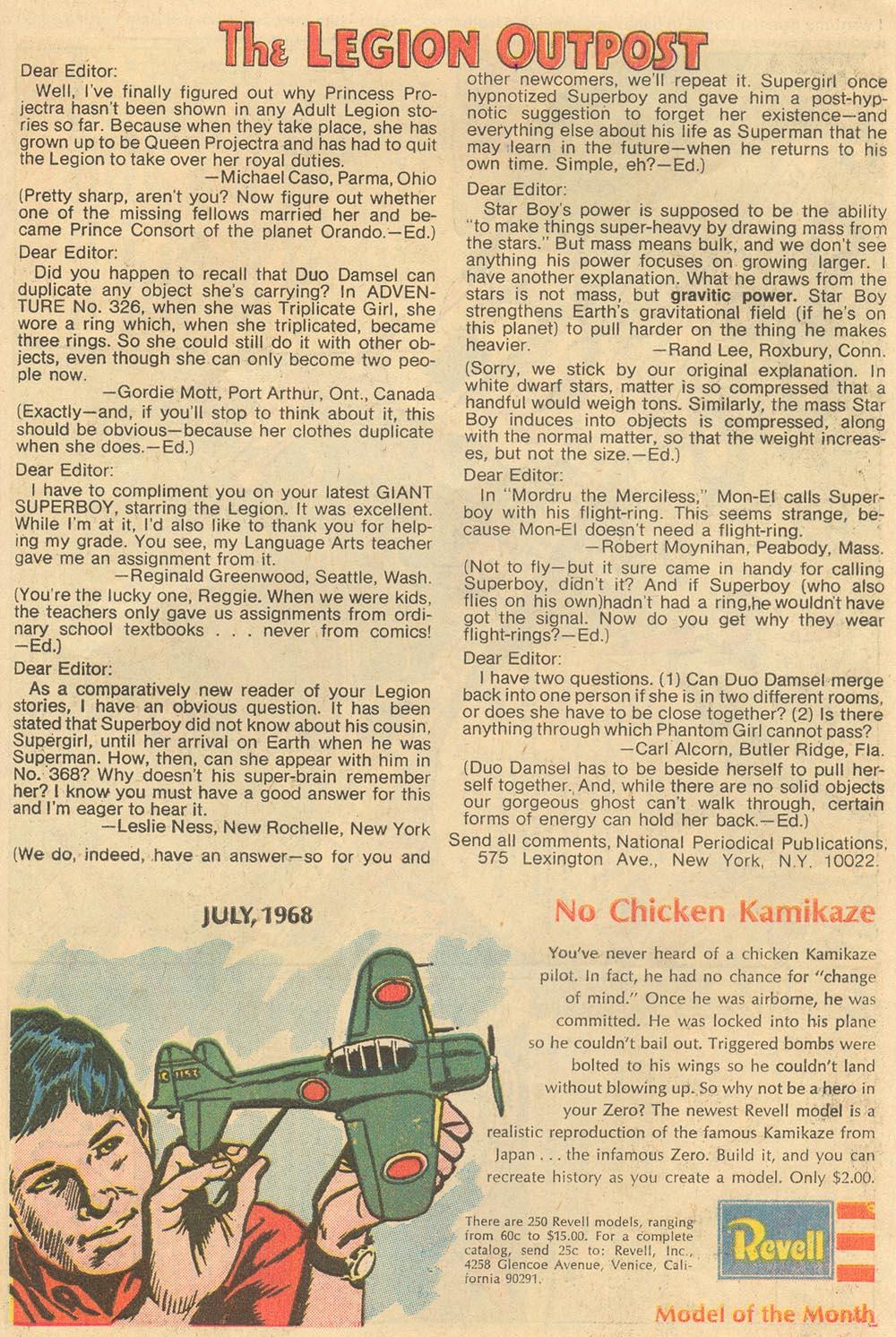 Read online Adventure Comics (1938) comic -  Issue #372 - 30
