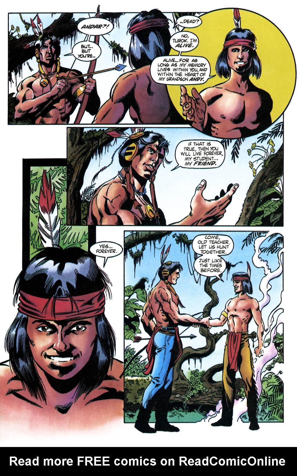 Read online Turok, Dinosaur Hunter (1993) comic -  Issue #36 - 13