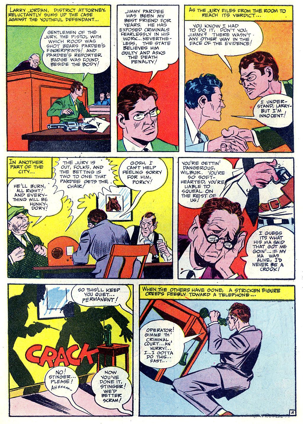 Read online Detective Comics (1937) comic -  Issue #68 - 51