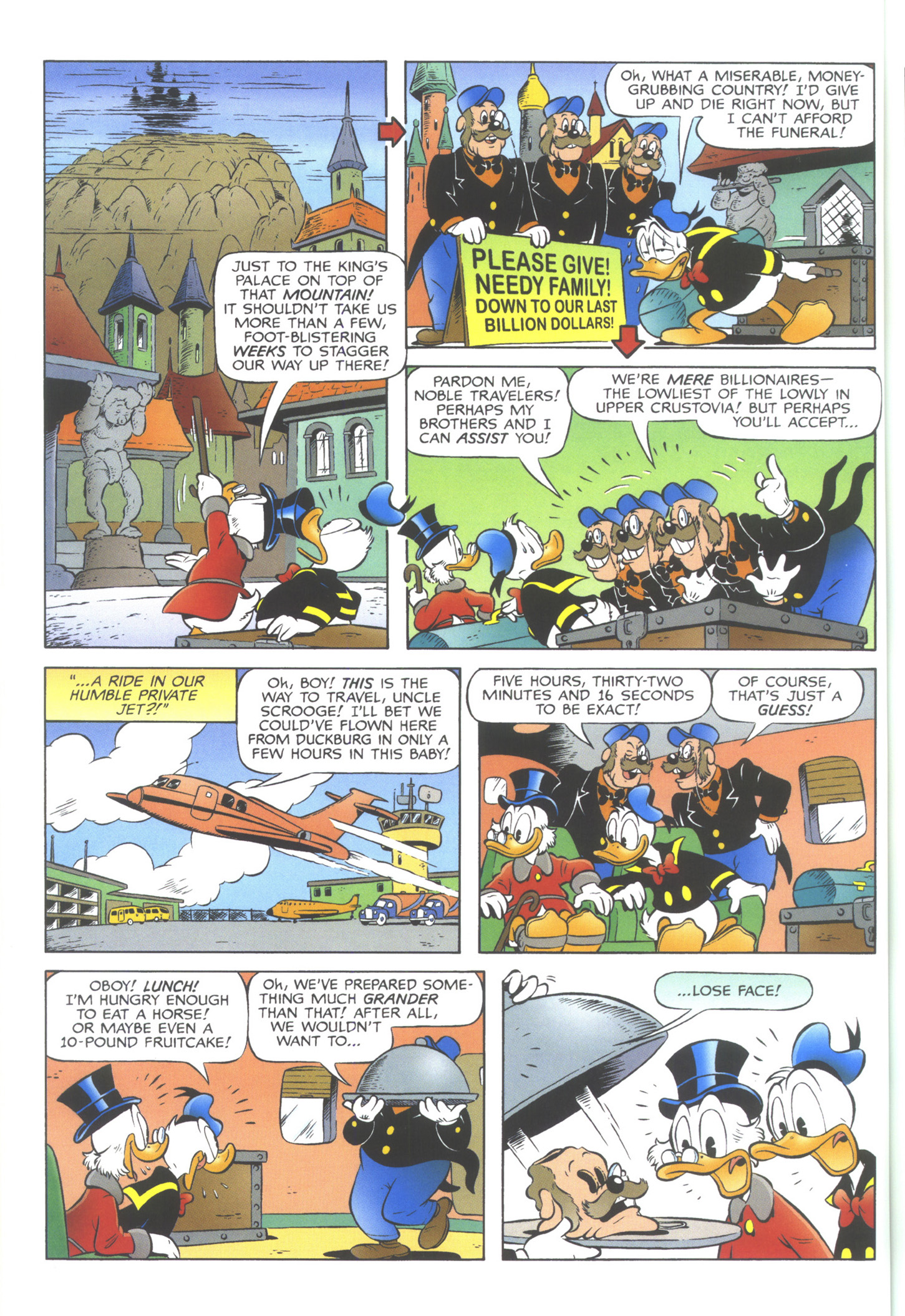 Read online Uncle Scrooge (1953) comic -  Issue #361 - 46
