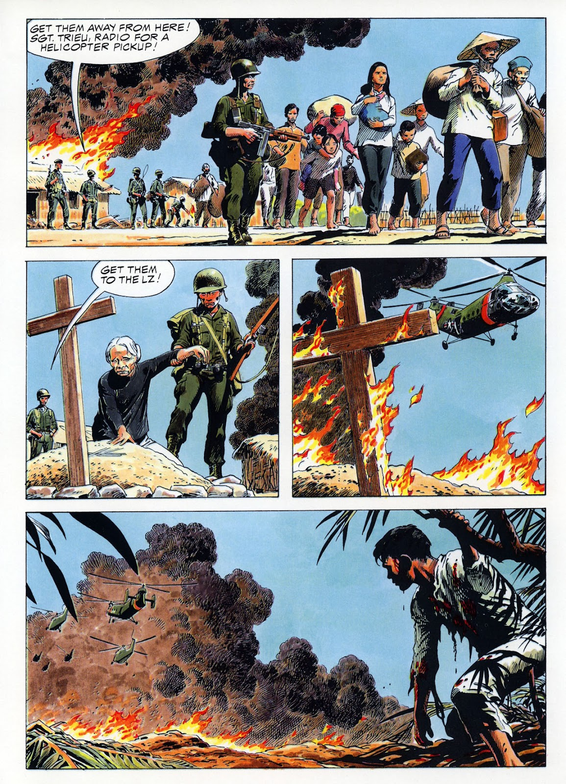 Epic Graphic Novel: Hearts and Minds issue Full - Page 13