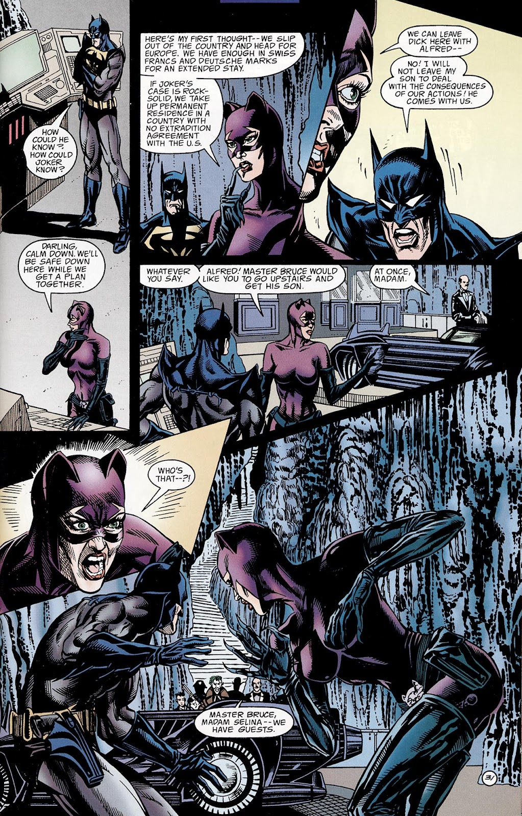Catwoman (1993) Annual 3 #3 - English 32