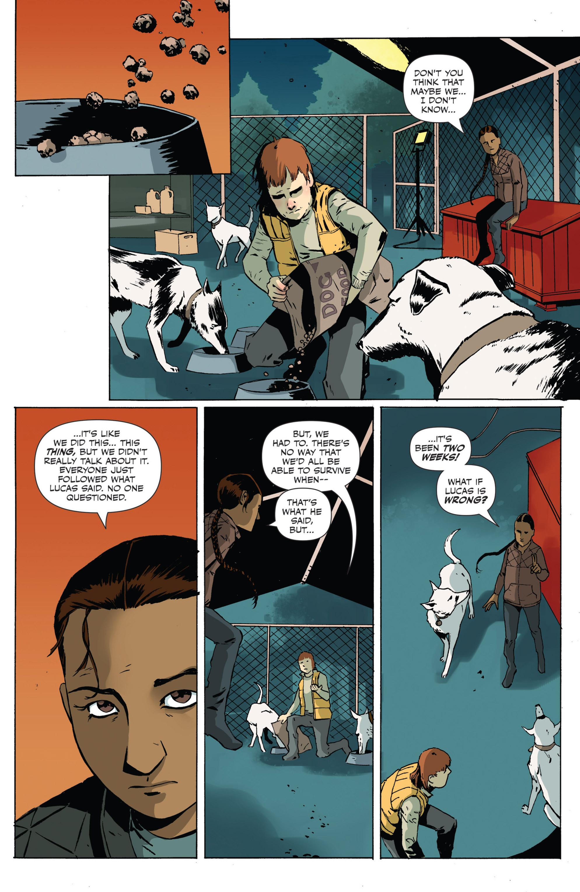 Read online Sheltered comic -  Issue #3 - 5