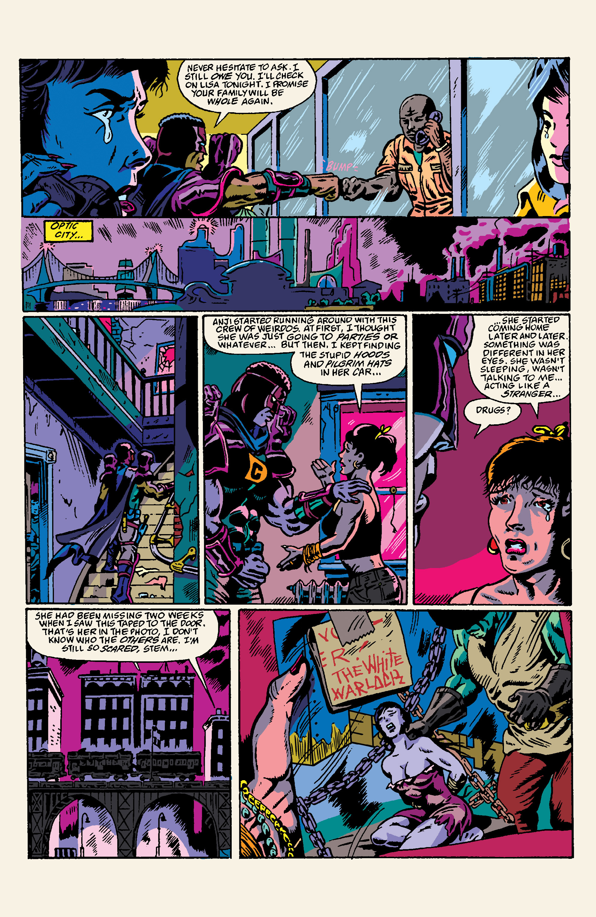 Read online All Time Comics: Crime Destroyer comic -  Issue #1 - 4