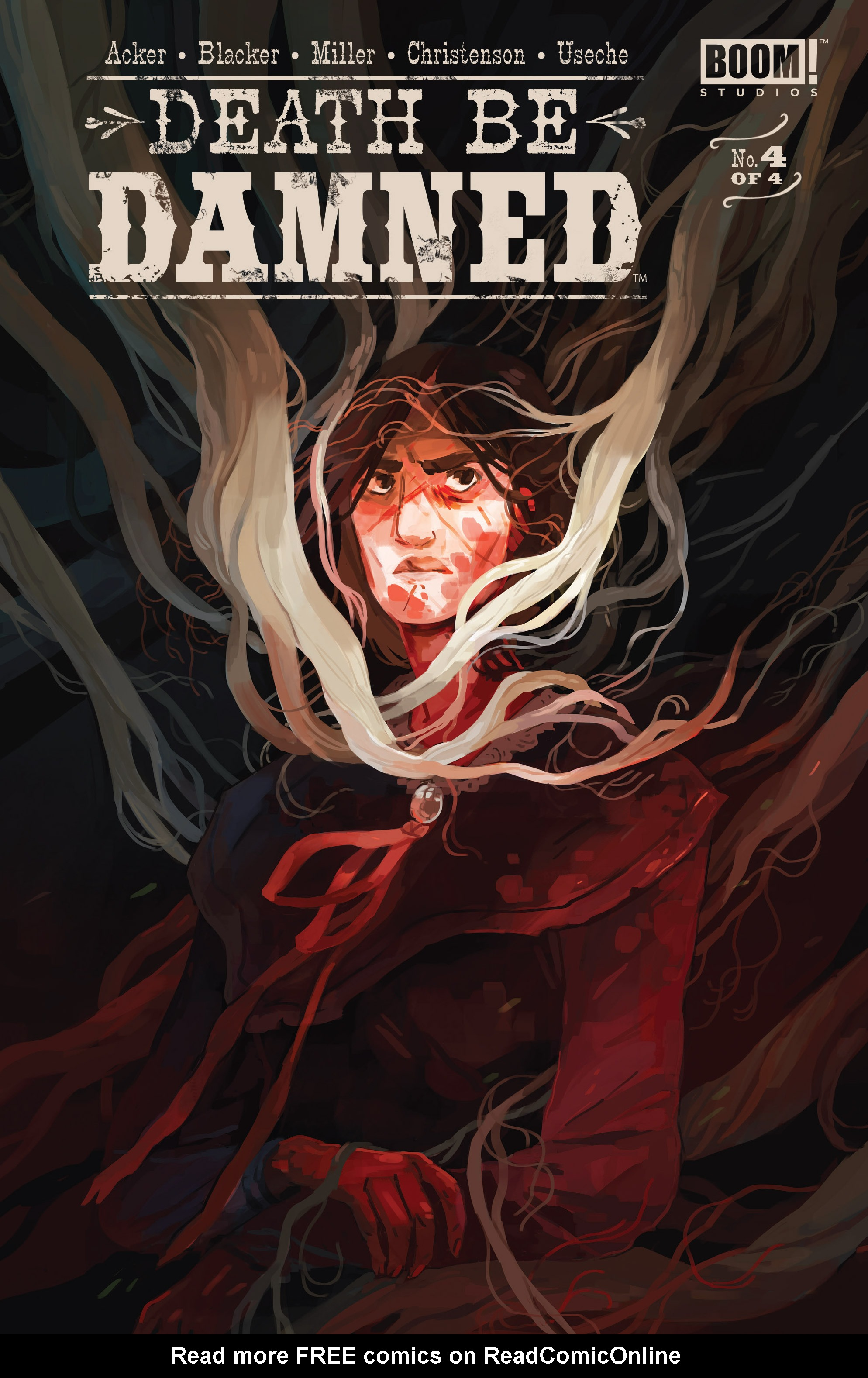 Read online Death Be Damned comic -  Issue #4 - 1