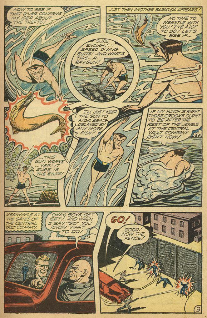 Read online All-Winners Comics comic -  Issue #14 - 10