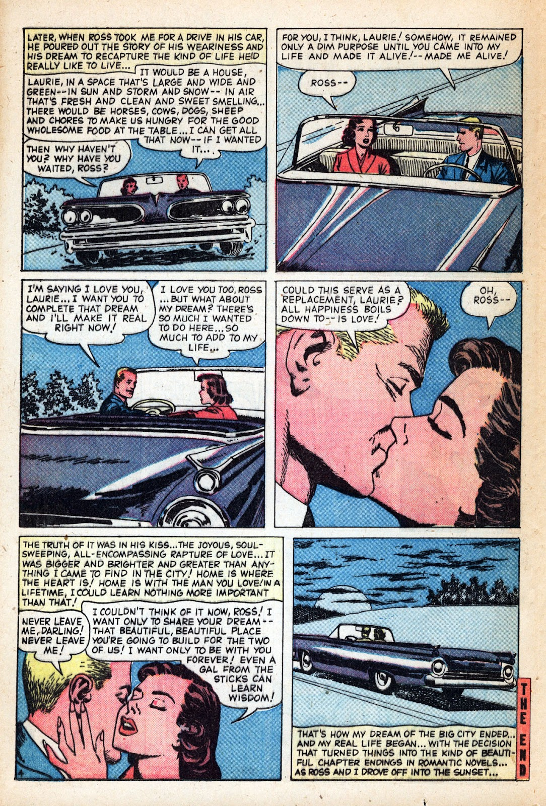 Love Romances (1949) issue 83 - Page 24