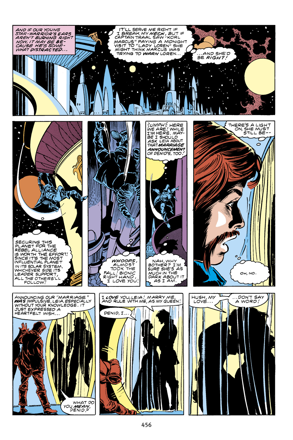 Read online Star Wars Omnibus comic -  Issue # Vol. 14 - 449