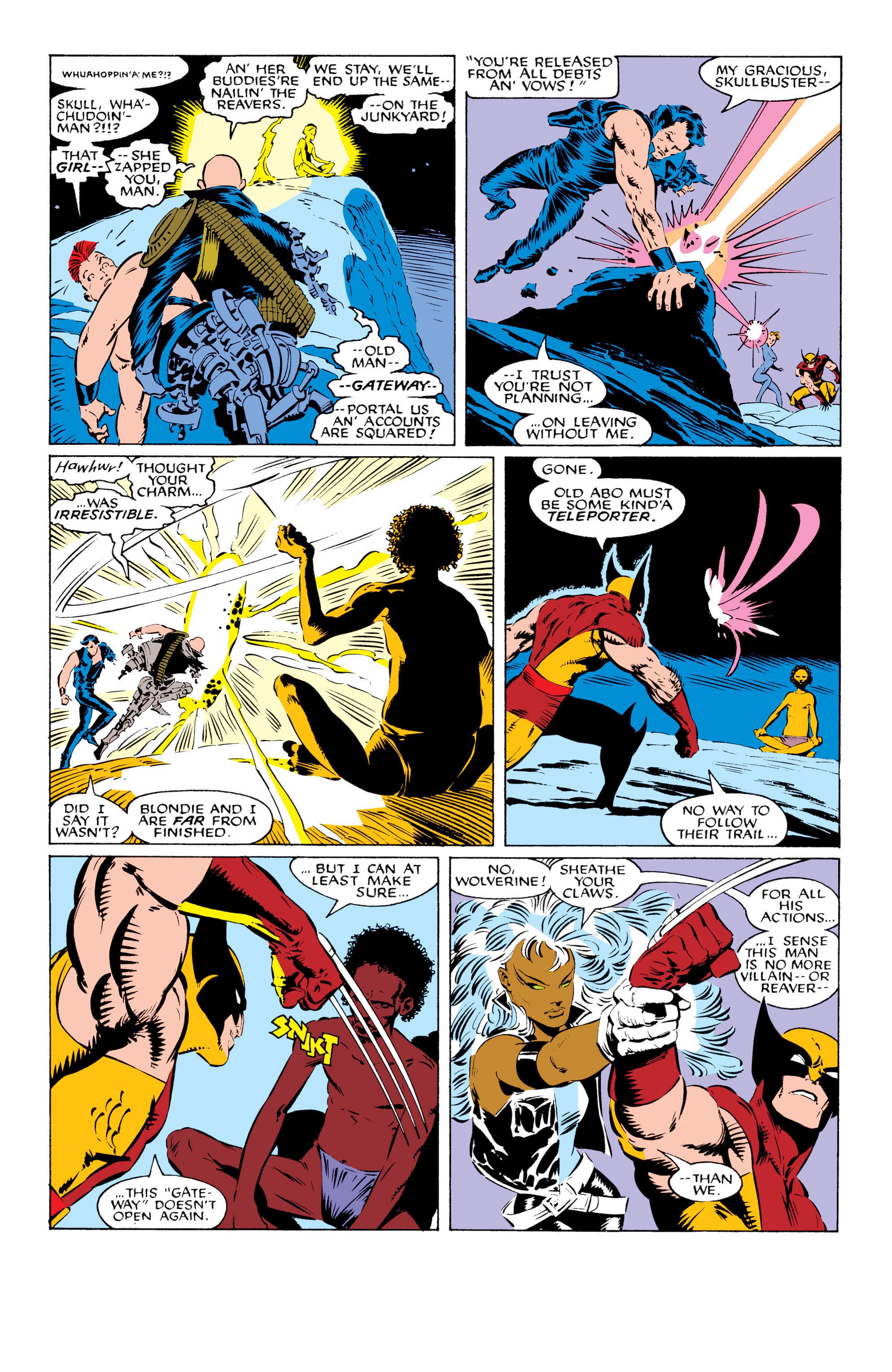 Read online Uncanny X-Men (1963) comic -  Issue #229 - 17
