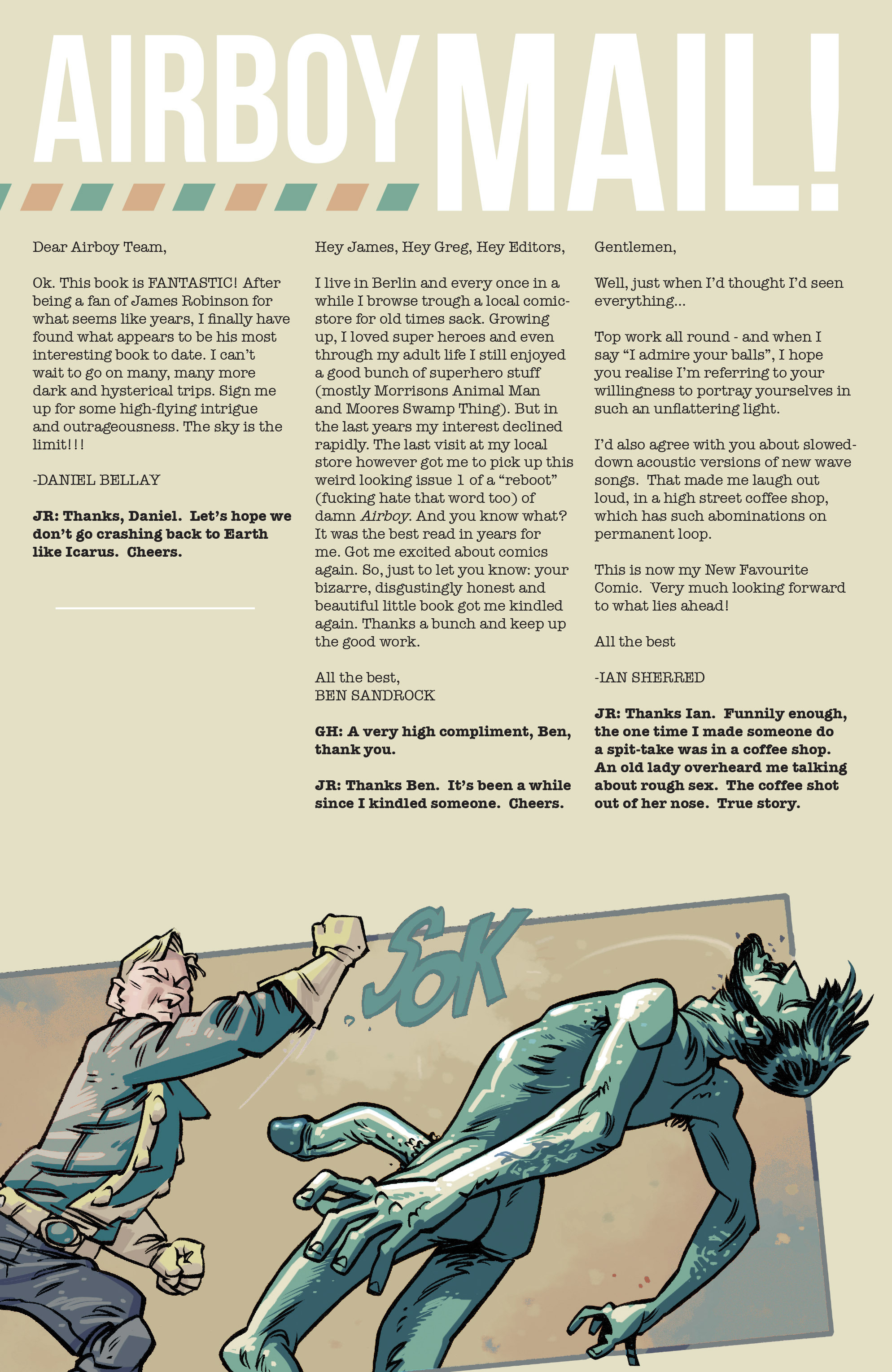 Read online Airboy comic -  Issue #3 - 22